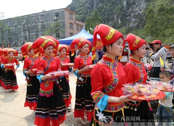 """""""三月三""""广西人自己的节 活动丰富多彩你喜欢去哪"""
