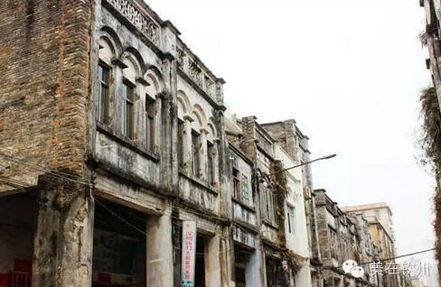 钦州老街记忆,即将消失的骑楼古韵