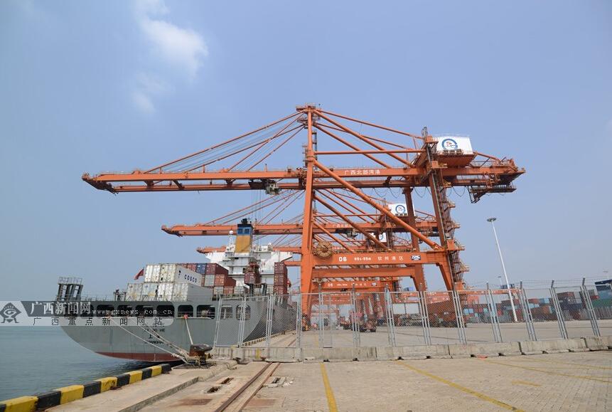 钦州保税港区迈向中国特色自由贸易港(组图)