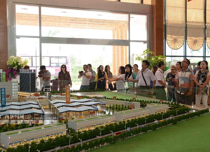 钦州:打造中国-东盟农产品交易枢纽
