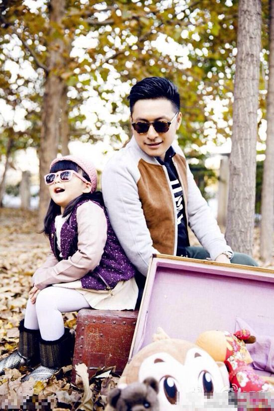你是哪种类型的爸爸? 学学王岳伦导演的文艺范儿