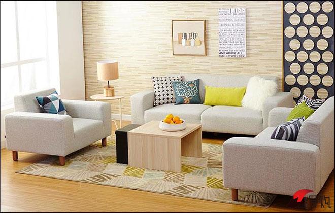 欧式沙发的组装步骤图
