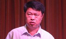 自治区互联网信息办公室主任金化伦致辞