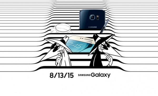 galaxy note 5渲染图和规格参数曝光