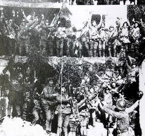 (抗战胜利70周年)昆仑关:抗战烽烟燃烧过的记忆