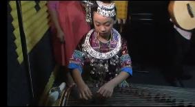 我爱我家才艺展示――侗族《油茶歌》