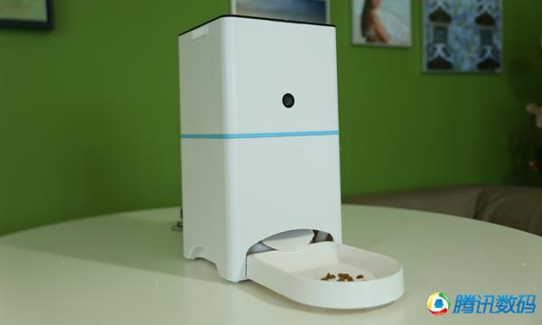 宠物宝智能喂食器评测:智能化仍不够完善