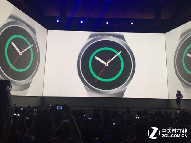 或支持SIM卡 三星Gear S2智能手表创新