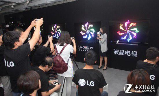 LG OLED新品谍照曝光 IFA将正式发布