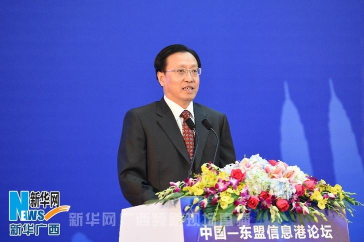 """林念修:中国―东盟信息港有助搭建""""信息丝绸之路"""""""