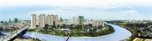 钦州:打造新门户 建设新枢纽