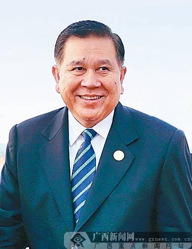 访泰国副总理他那萨:泰桂合作前景广阔