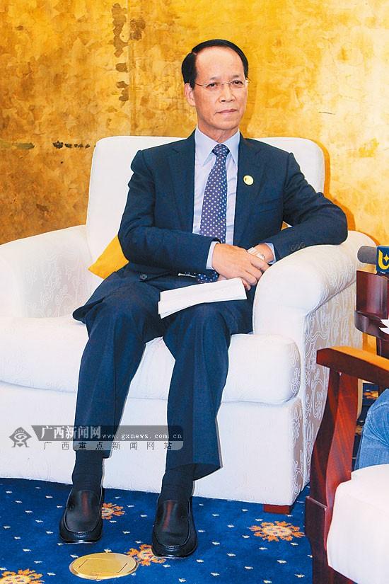 我们的未来息息相关——访缅甸副总统赛茂康(图)