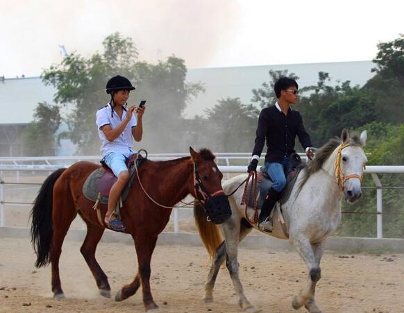 高清:国庆乡村休闲游 品的不仅仅是农家乐