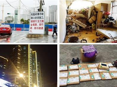 """10月11日焦点图:南宁东站启用后""""黑旅馆""""火爆"""