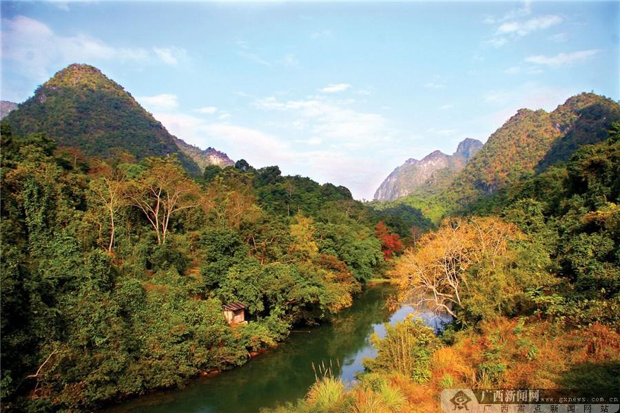 隆安旅游景点大全