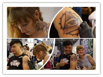 高清:80后上班族在家门口圆了一个tattoo(纹身)梦_广西新闻网精彩图bga-game-download