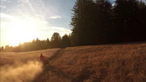 GoPro无人机拍摄的视频长啥样?