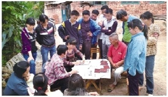 """邕宁以""""六个一线工作法""""助推经济社会发展"""