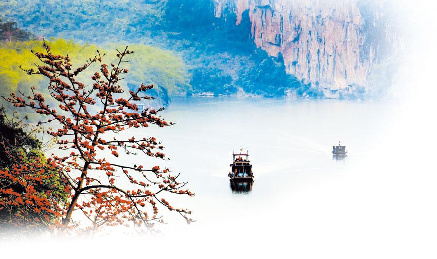 崇左:山清水秀 宜居边城