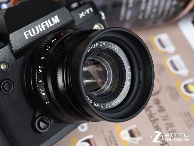 宁静迅速小标头 富士xf 35mm f2镜头评测
