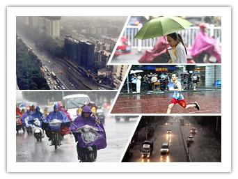 冬季到南宁来看雨