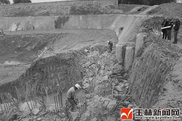 郁江引水工程计划明年6月竣工