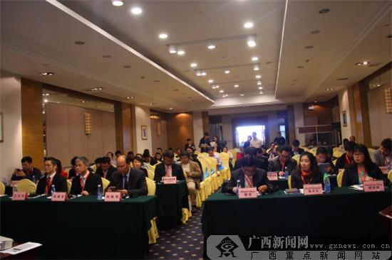百家企业参会 中国东莞与东盟多国进行科技合作交流