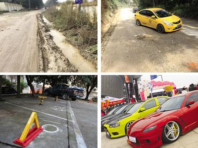1月3日焦点图:南宁邕宾路将高标准大修