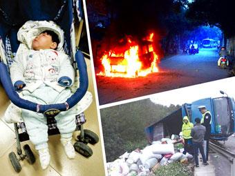 1月4日焦点图:柳州一日连续两名婴儿遭弃