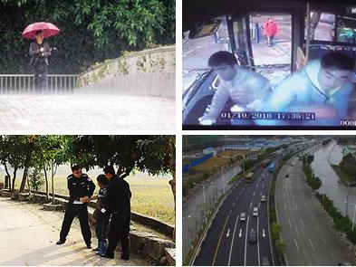 1月11日焦点图:广西大部出现罕见大雨