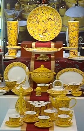 参展商故事:通过东博会把瓷器精品推向世界