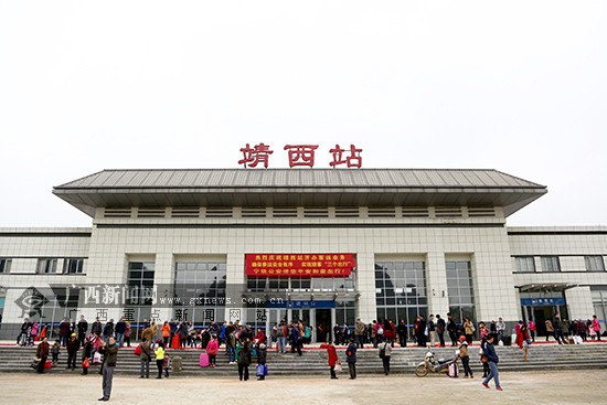 南宁到靖西旅客列车开通 全程4小时票价43.5元