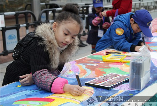 有制作中国结,剪窗花,化学红绿灯,种子画,diy贺卡等11个内容活动.