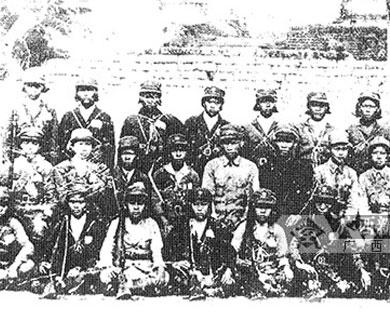 广西抗日妇女游击队