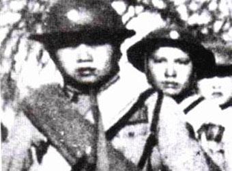 """广西抗战记忆:""""凤姐""""逃婚去参军"""