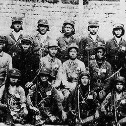 【广西抗战】之十一:中共广西党组织英勇抗战