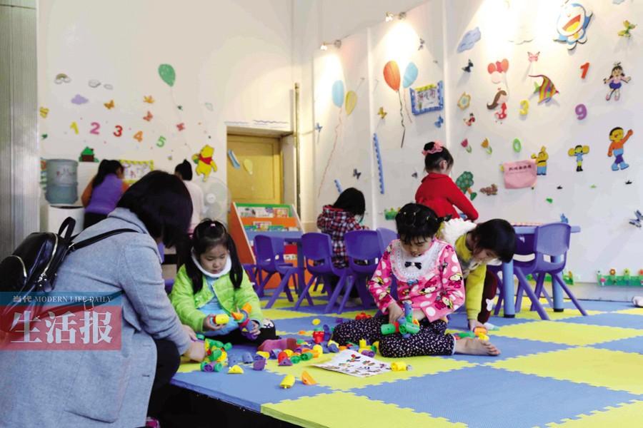 南宁今年计划建200多个儿童家园