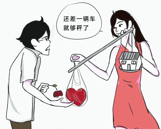 [新桂漫画]恋爱起步价