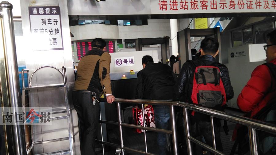 到火车站送人只能送到检票口咋办?重点旅客可