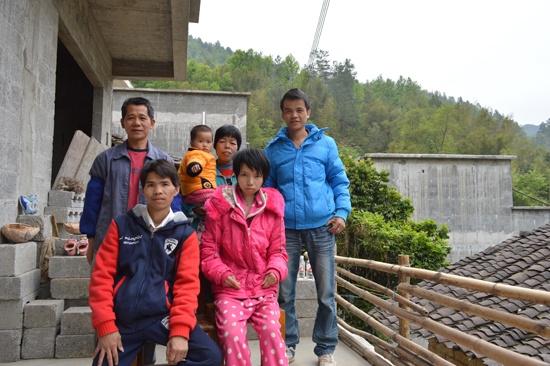 谭玉芳家庭