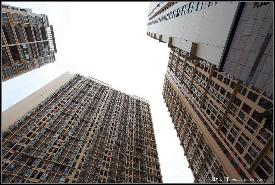 南宁首个环卫工人公寓――南宁环卫公寓