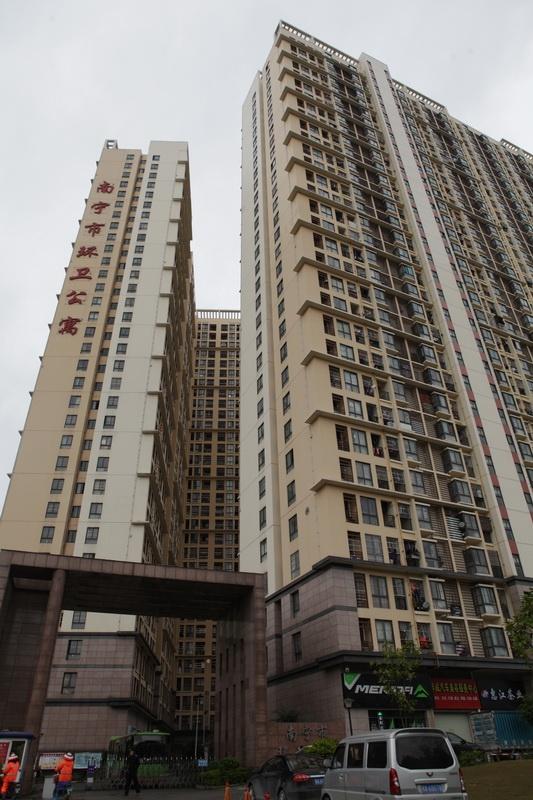 环卫公寓――为一线环卫工人打造的高层住宅