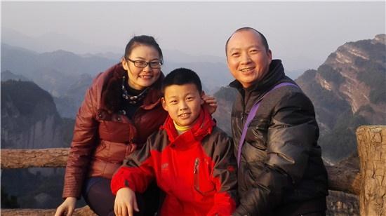 胡景仪家庭