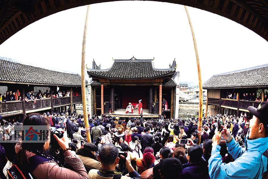 柳州民俗乡村游一年四季欢乐不断