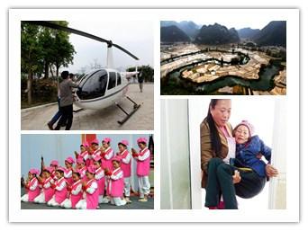 3月29日焦点图:探秘柳州首架私人飞机 养护费高