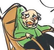 [漫画]档案写错出生时间被延期退休
