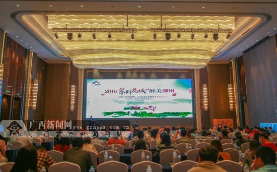 全国百家网络媒体、百家旅游企业柳州行采风行启动
