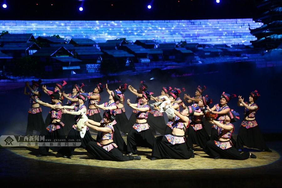 [醉美柳州]《坐妹 三江》――演绎侗乡婚恋文化