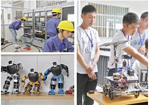 现场组装发电机 广西高职学生PK职业技能大赛(图)